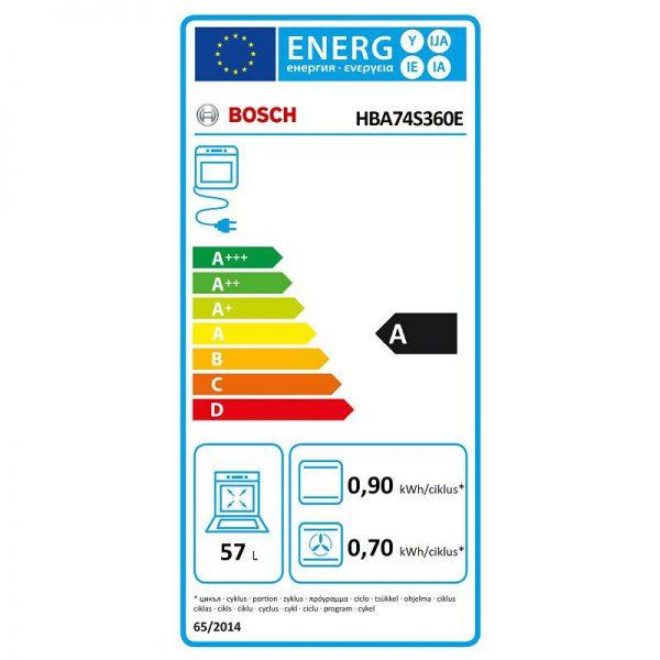 Bosch HBA74S360E