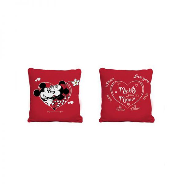 TAC dekorativni jastuk Mickey and Minnie Amour