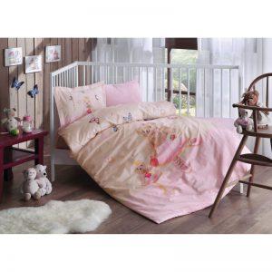 TAC baby posteljina Balerina pembe