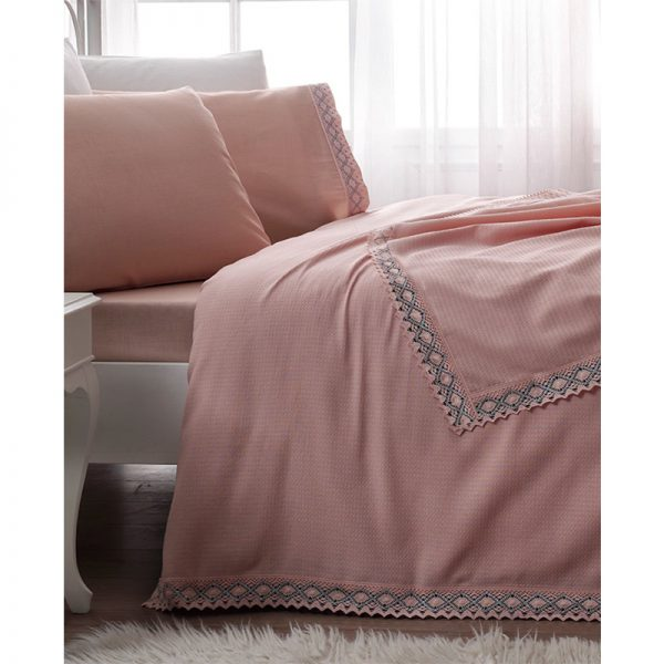 TAC posteljina Frozen Pembe