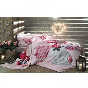 TAC posteljina set Lavien Rose